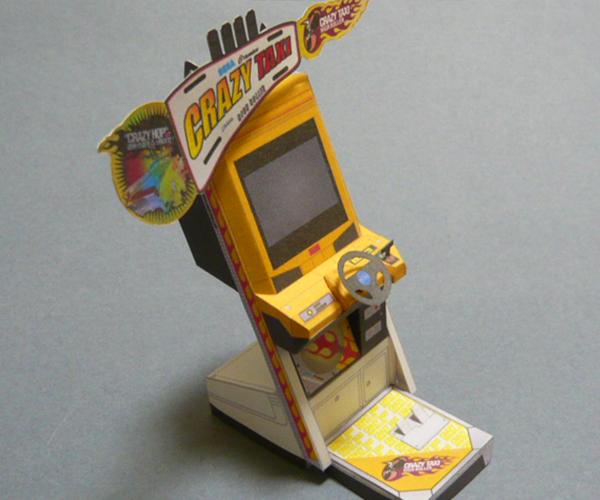 ゲーム筐体 クレイジータクシー