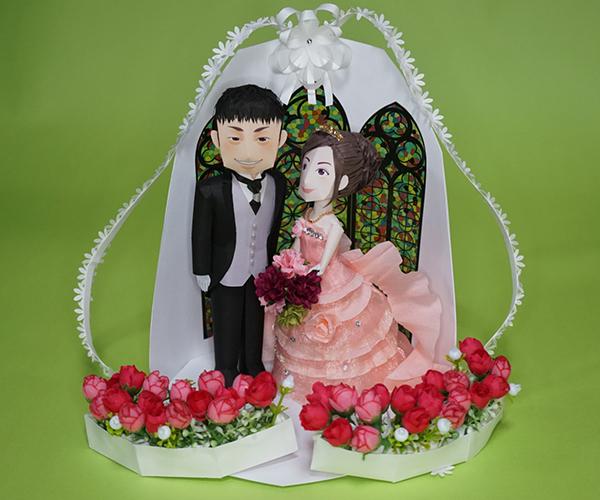結婚式 ウェルカムクラフト